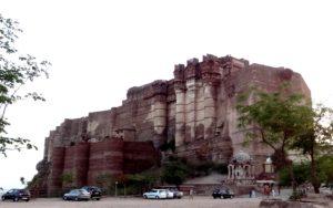 Mehrangarh Fort Jodhpur fort