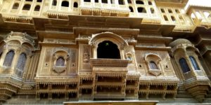 most famous haveli in Jaisalmer