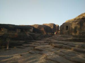 caves of Udayagiri Madhya Pradesh