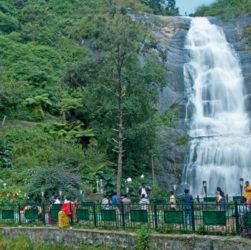 Tourist points of Kodaikanal