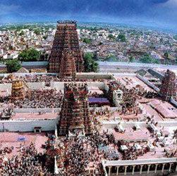 tourists attraction in Madurai