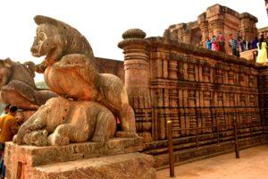 Konark temple travel Blog