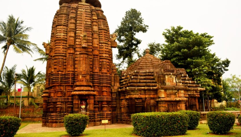 Bhubaneswar ancient temples