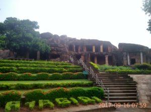 Rani Gufa image of Odisha
