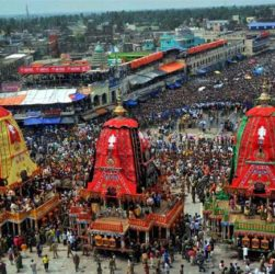 Tourist places nearby Puri
