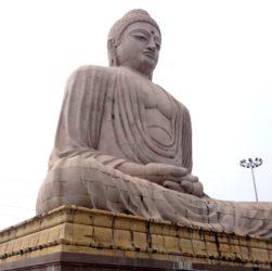 monasteries in Bodhgaya or Bodh gaya