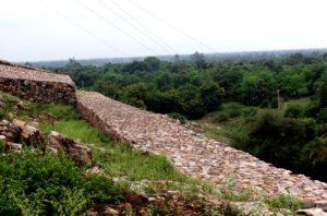 cyclopean wall rajgir