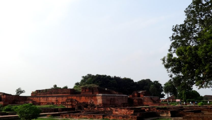 Nalanda University of ancient India