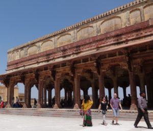 Diwan-i-Aam, Amer Fort
