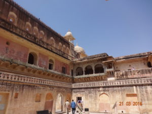 Madan Mahal, Amer Fort
