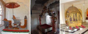 museum of Mehrangarh fort, Jodhpur