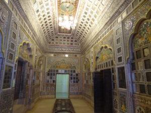 Mirror Palace (Sheesh Mahal) of Mehrangarh Fort , Jodhpur