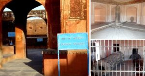 Cannon foundry at Jaigarh fort