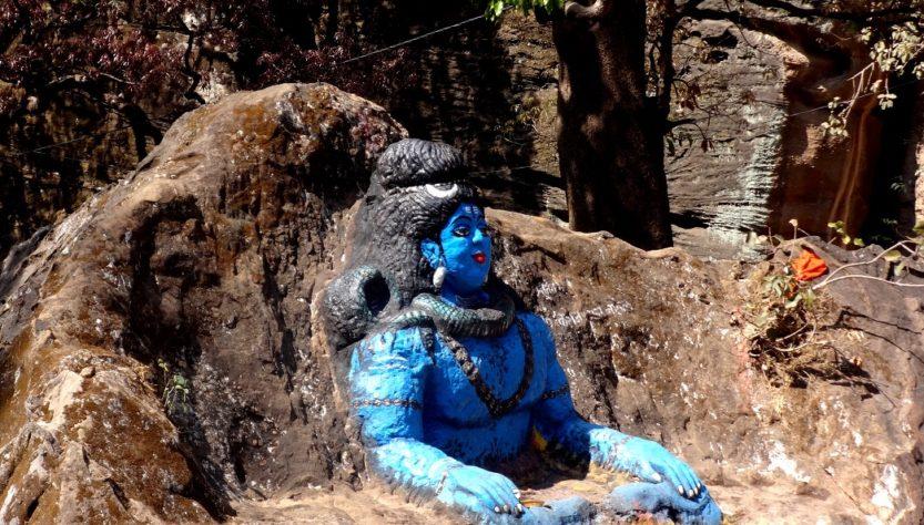 Religious points around Pachmarhi