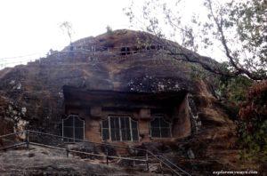 Pandav Gufa at Pachmarhi