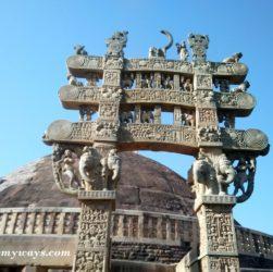 Travel guide of Sanchi Stupa