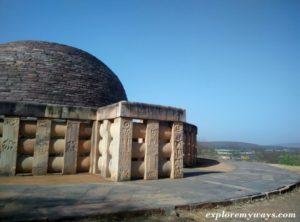Sanchi Stupa no-3