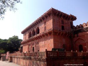 Taj Museum at Taj Mahal Complex