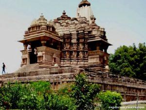 Architecture Khajuraho temples