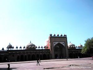 Zama Maszid at Fatehpur Sikri