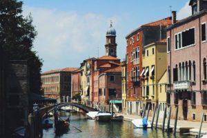 Venice the romantic city