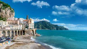 Beaches of Amalfi Coast