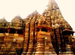 Kandariya mahadev most important in Khajuraho temples
