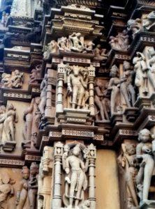Varaha Avtar image of Lord Vishnu at Khajuraho