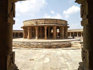 ancient 64 Yogini temple, Gwalior