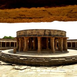 chausath Yogini temple garhi padavali