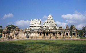 kanchi puram temple