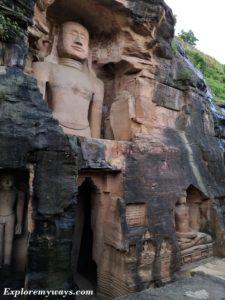 biggest jain sculpture