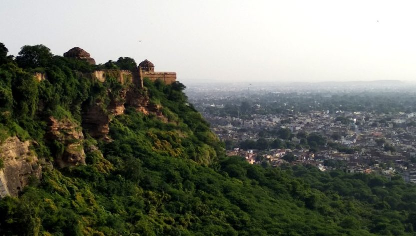 historical monuments within Gwalior Fort
