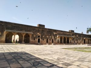 Jahangir and Shahjahan Mahal in Gwalior Fort