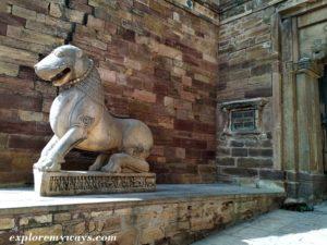 Gujarai Mahal an archaeological museum
