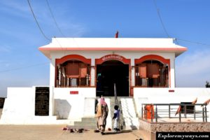 Dattatreya temple at kalo dungar hill