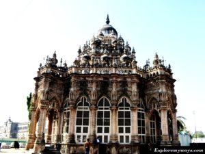 Mahabat Maqbara in Junagarh