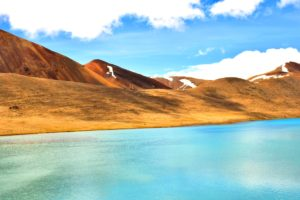 gurudongmar lake weather