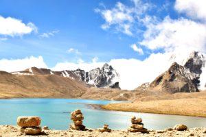 Gurudongmar lake highest in India