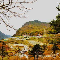 changu lake baba mandir trip from gangtok