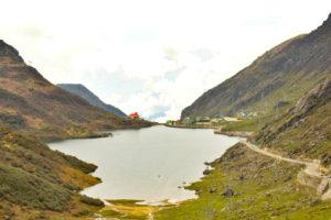 Tsogmo lake from Gangtok