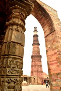 Qutub Complex famous historical monuments in Delhi