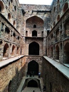 Agrasen ki baoli, ancient stepwell of Delhi