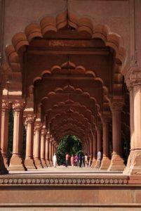 Red fort Historical landmark of Delhi