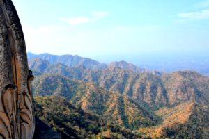 Aravali range Kumbhalgarh Fort