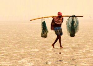 Chandipur fisher man