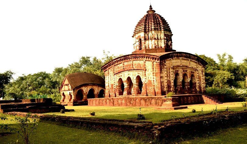Bishnupur terracotta temples, bengal